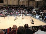 Newcastle Eagles 71-89 Manchester Giants: BBL Trophy Report