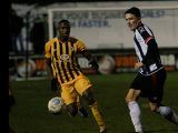 Moors continue winning run with arm-wrestle win over Boston United
