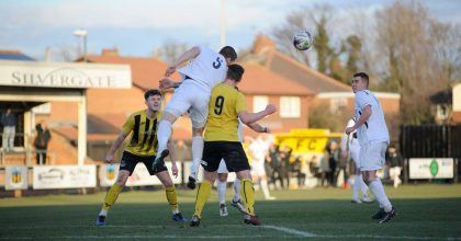 Hebburn and West Auckland share points in six-goal thriller