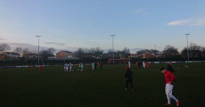 Poor second half sees North Shields fall 2-1 to Seaham Red Star