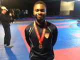 """BUCS Nationals Karate: """"Very happy"""" Salim bags Bronze in Men's Novice Kumite -70"""