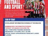 Sunderland sports facility opens scholarship trail for young women