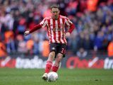 Sunderland's Aiden McGeady scores during the penalty shoot out
