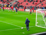 Sunderland shooting practice ahead of League One fixture against Burton Albion | Picture Credit: Ian Crow