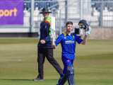 Bancroft hundred gives Durham win over Northants