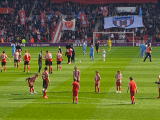 Sunderland AFC seconds away from kick-off against Coventry City | Picture Credit: Ian Crow