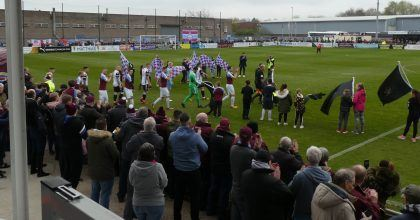 Match Report: South Shields 4-1 Hednesford Town