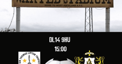 West Auckland Town 3-0 Ashington A.F.C: Purewal earns West vital victory over the Colliers