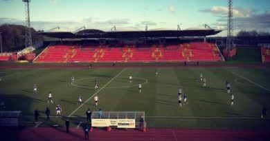 Gateshead undeservedly knocked out of FA Cup by Oldham Athletic