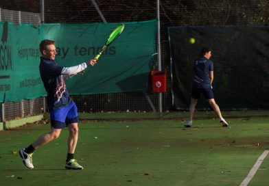 Team Sunderland Tennis come up short against Northumbria