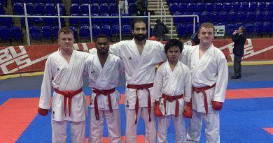 BUCS Championships 2020: Salim Salim reflects on successful weekend for Team Sunderland Karate