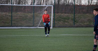 My University Football Experience: Karl Beggs