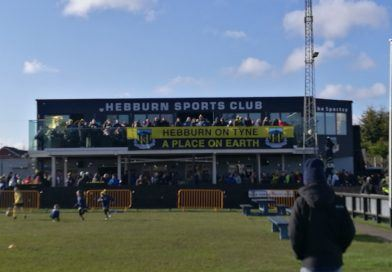 From dire straits to the brink of Wembley: The story of the transformation of Hebburn Town FC