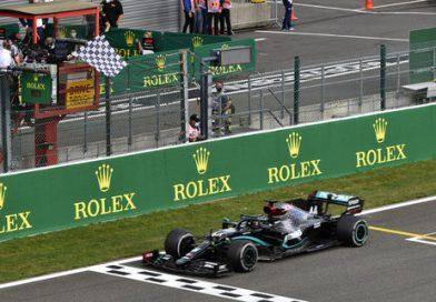 F1 Belgian Grand Prix 2020: Lewis Hamilton leads from pole to flag to win in Belgium