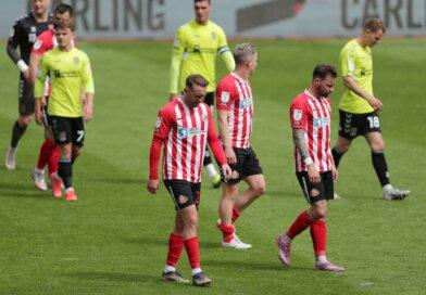 Sunderland AFC 1-1 Northampton Town