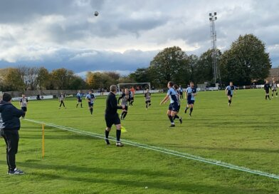 Whickham FC 0-3 Bishop Auckland – Northern League Division One
